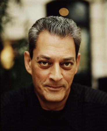 Paul Auster, author
